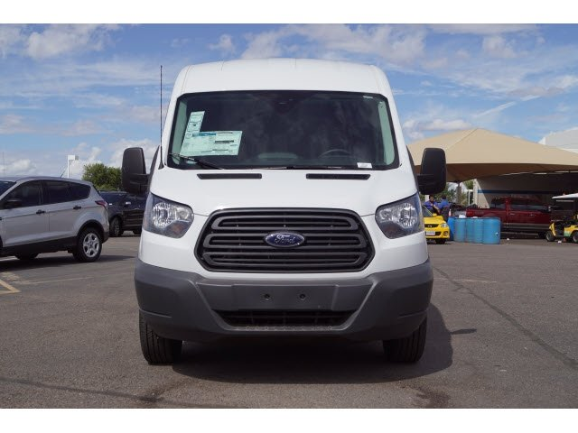 2018 Transit 250 Med Roof 4x2,  Empty Cargo Van #183103 - photo 4