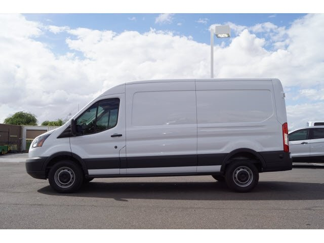 2018 Transit 250 Med Roof 4x2,  Empty Cargo Van #183103 - photo 5