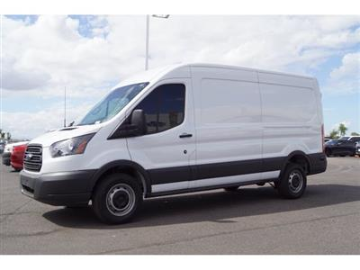 2018 Transit 250 Med Roof 4x2,  Empty Cargo Van #183103 - photo 1