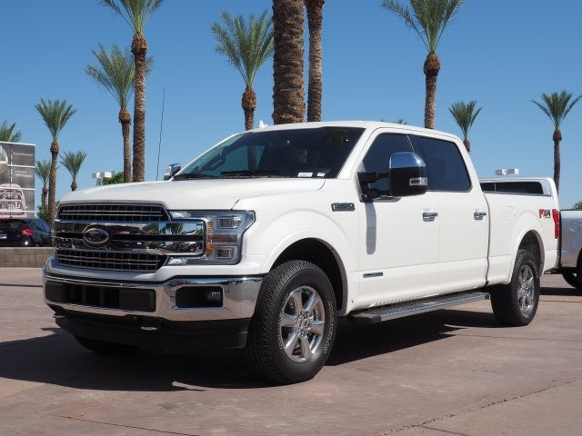 2018 F-150 SuperCrew Cab 4x4,  Pickup #183145 - photo 5