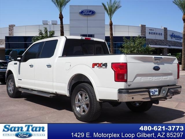 2018 F-150 SuperCrew Cab 4x4,  Pickup #183145 - photo 7