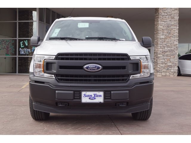 2018 F-150 SuperCrew Cab 4x4,  Pickup #183494 - photo 5