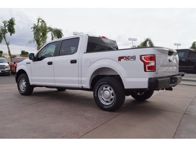 2018 F-150 SuperCrew Cab 4x4,  Pickup #183494 - photo 4