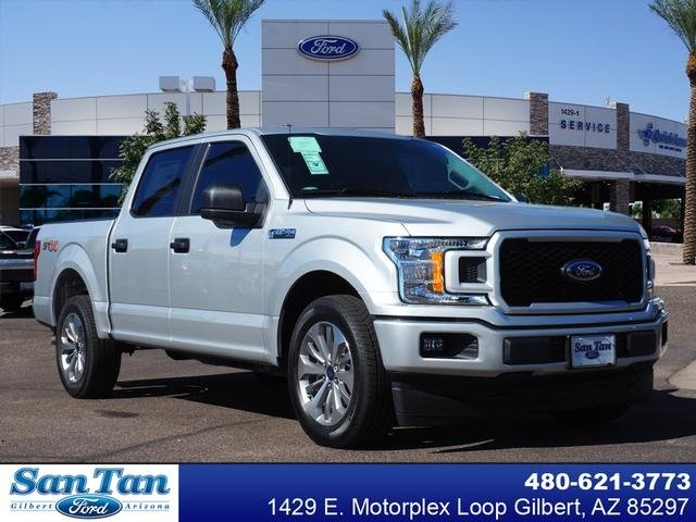 2018 F-150 SuperCrew Cab 4x2,  Pickup #183668 - photo 3