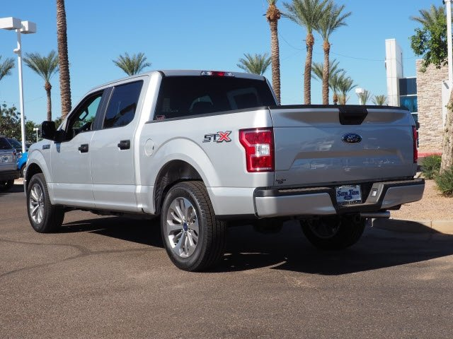 2018 F-150 SuperCrew Cab 4x2,  Pickup #183668 - photo 2