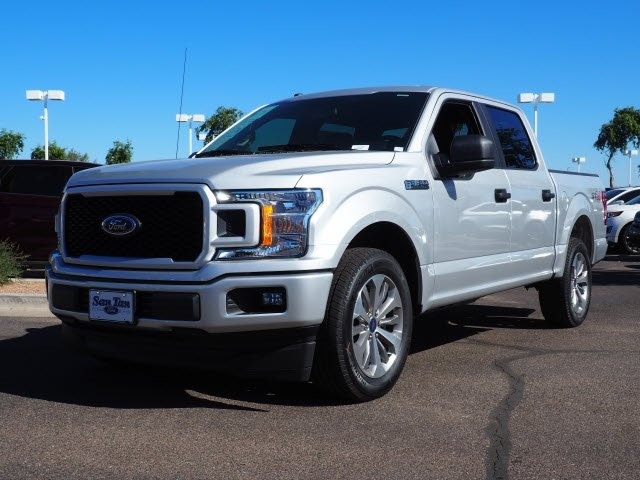 2018 F-150 SuperCrew Cab 4x2,  Pickup #183668 - photo 1