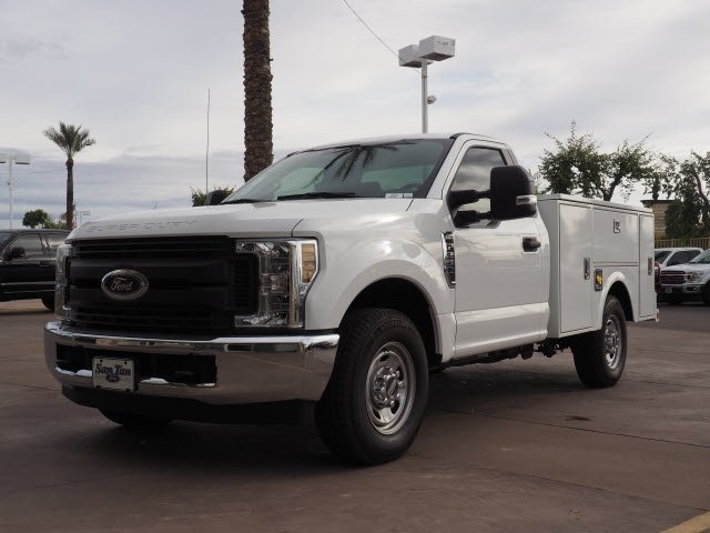 2019 F-250 Regular Cab 4x2,  Stahl Service Body #190053 - photo 7
