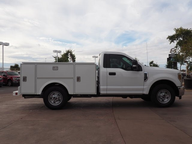 2019 F-250 Regular Cab 4x2,  Stahl Service Body #190053 - photo 3
