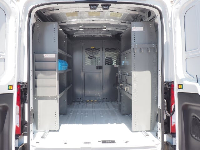 2019 Transit 250 Med Roof 4x2, Adrian Steel PHVAC Upfitted Cargo Van #191425 - photo 2