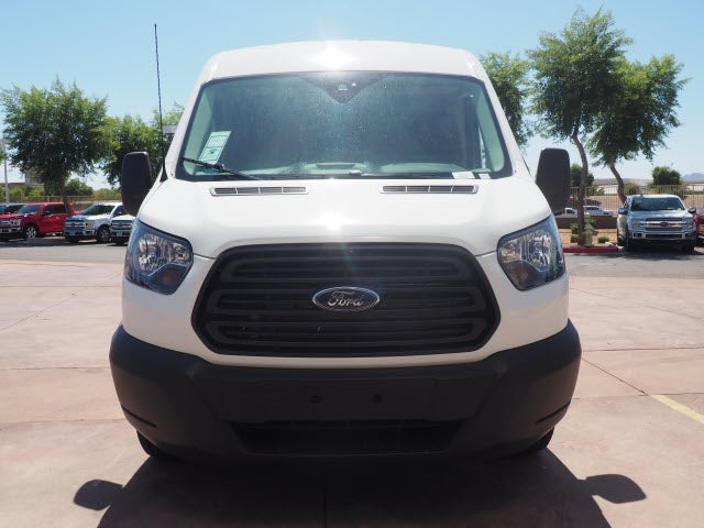 2019 Transit 250 Med Roof 4x2, Adrian Steel PHVAC Upfitted Cargo Van #191425 - photo 3