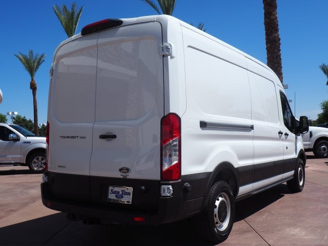 2019 Transit 250 Med Roof 4x2, Adrian Steel PHVAC Upfitted Cargo Van #191425 - photo 5