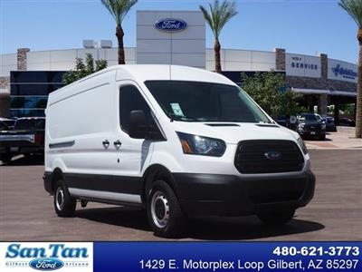 2019 Transit 250 Med Roof 4x2, Adrian Steel PHVAC Upfitted Cargo Van #191425 - photo 1