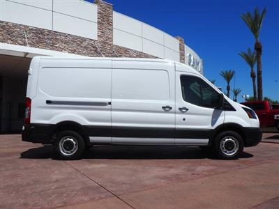 2019 Transit 250 Med Roof 4x2, Adrian Steel PHVAC Upfitted Cargo Van #191425 - photo 6