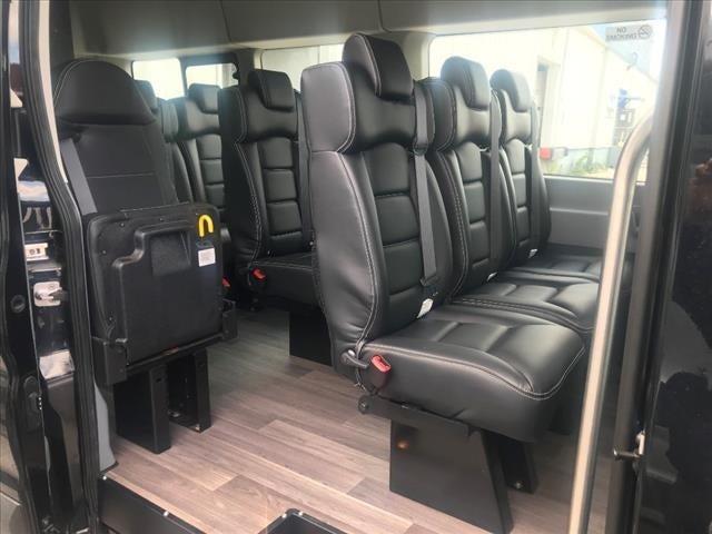 2019 Transit 350 HD High Roof DRW 4x2, VIP Transportation-Trieste Seats #191955 - photo 1
