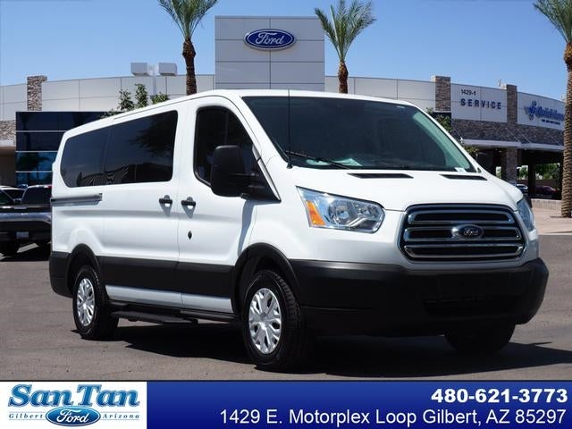 2019 Transit 150 Low Roof 4x2, Passenger Wagon #192051 - photo 1