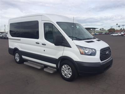 2019 Transit 350 Med Roof 4x2, Wheel Chair Lift-Long #192417 - photo 1