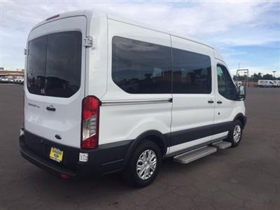 2019 Transit 350 Med Roof 4x2, Wheel Chair Lift-Long #192417 - photo 4