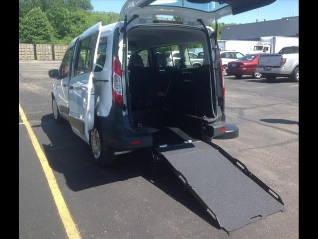 2020 Ford Transit Connect, Rear Wheel Chair Ramp #200098 - photo 1