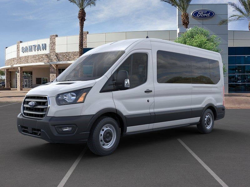 2020 Transit 350 Med Roof RWD, Passenger Wagon #200389 - photo 1