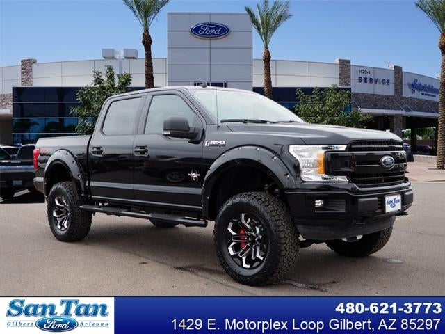 2020 Ford F-150 SuperCrew Cab 4x4, SCA Performance Pickup #200670 - photo 1