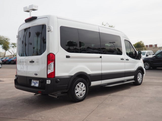 2020 Transit 350 Med Roof RWD, Passenger Wagon #200795 - photo 1