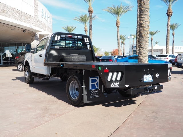 2019 F-350 Regular Cab DRW 4x4, CM Truck Beds RD Model Platform Body #200962 - photo 6