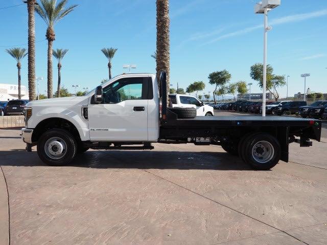 2019 F-350 Regular Cab DRW 4x4, CM Truck Beds RD Model Platform Body #200962 - photo 7