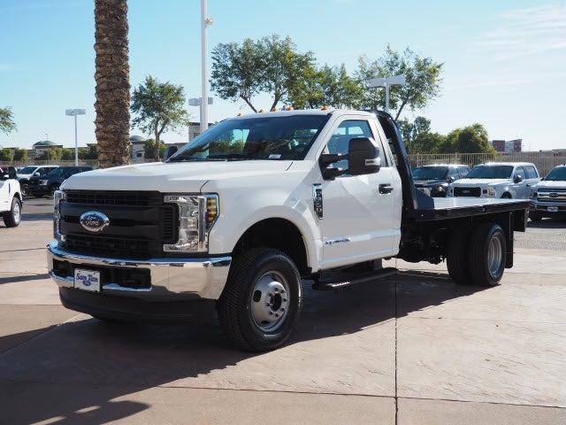 2019 F-350 Regular Cab DRW 4x4, CM Truck Beds RD Model Platform Body #200962 - photo 8