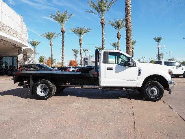 2019 F-350 Regular Cab DRW 4x4, CM Truck Beds RD Model Platform Body #200962 - photo 4