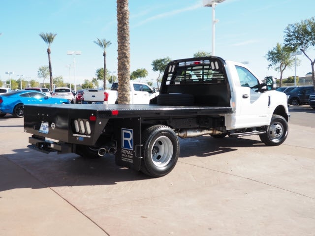 2019 F-350 Regular Cab DRW 4x4, CM Truck Beds Platform Body #200962 - photo 1