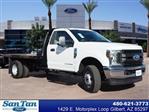 2019 F-350 Regular Cab DRW 4x4, CM Truck Beds RD Model Platform Body #200962 - photo 1