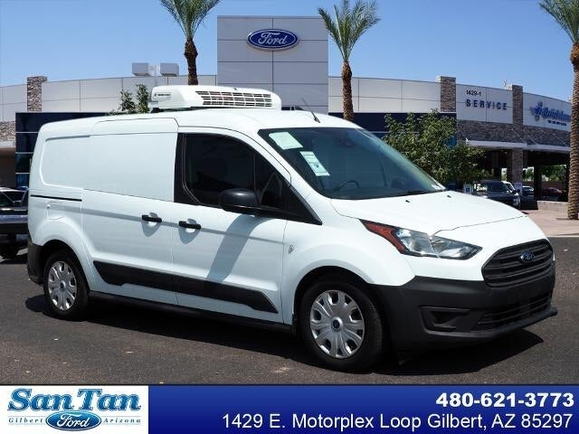2020 Ford Transit Connect FWD, Ford Transit Connect Refrigerated Van with Thermo King V-320-10 reefer and insulation package #201493 - photo 1