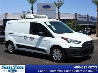 2020 Ford Transit Connect, Ford Transit Connect Refrigerated Van with Thermo King V-320-10 reefer and insulation package
