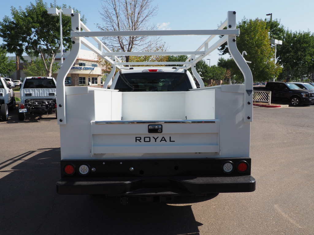 2020 Ford F-250 Super Cab 4x2, 8' Royal Service Body with a Ladder Rack #202655 - photo 1