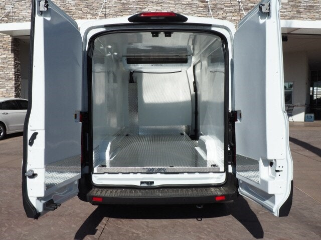 2021 Ford Transit 250 Med Roof 4x2, Thermo King 520 Reefer w/electric standby and insulation package #203173 - photo 1
