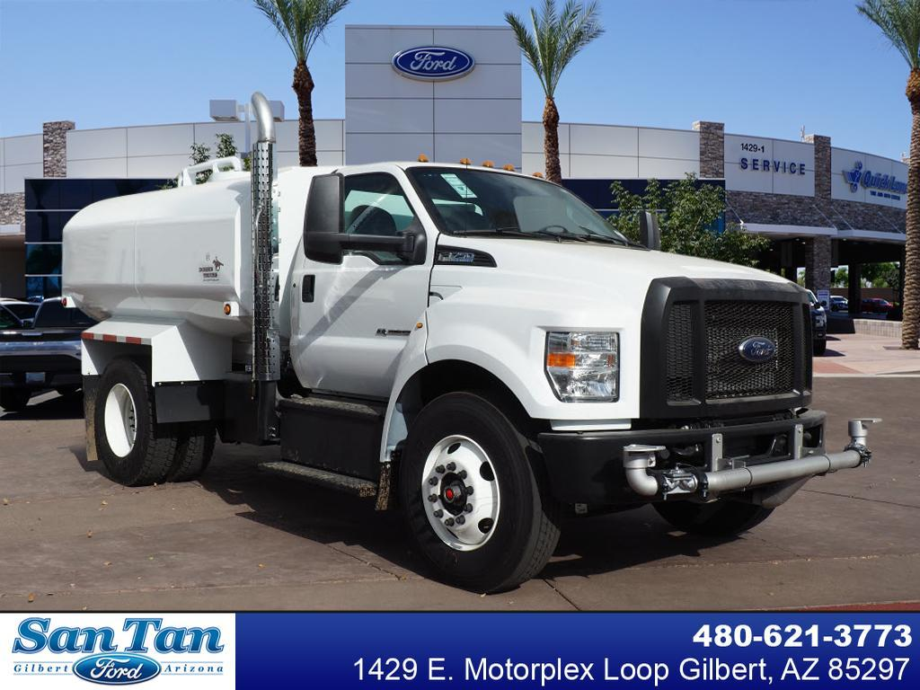 2021 Ford F-750 Regular Cab DRW 4x2, 2,000 Gallon Water Tank with 2 Speed Rear Axle #210167 - photo 1