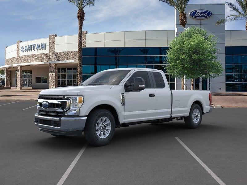 2021 Ford F-250 Super Cab 4x2, 8' Royal Service Body with a Ladder Rack #210462 - photo 1