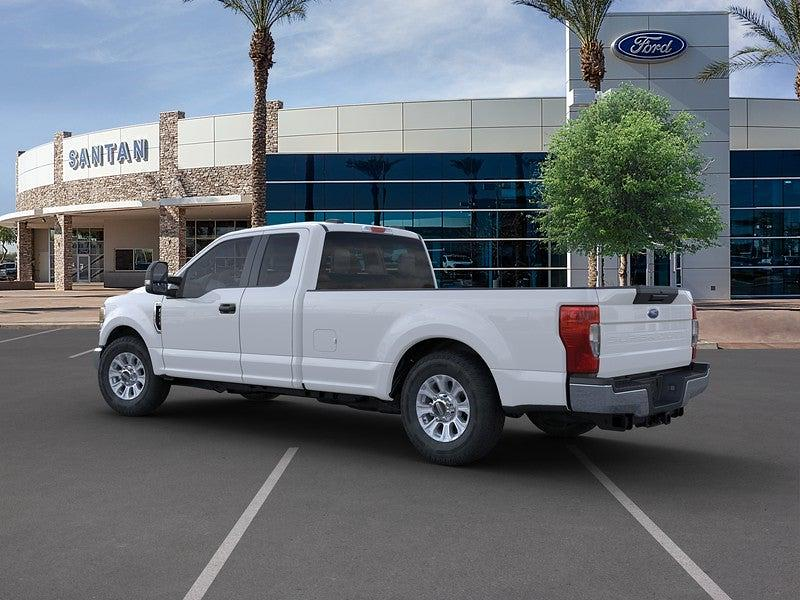 2021 Ford F-250 Super Cab 4x2, 8' Royal Service Body with a Ladder Rack #210463 - photo 1