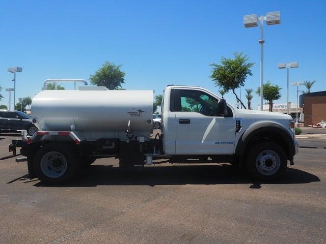 2021 F-600 Regular Cab DRW 4x2, 999 Gallon Maverick Water Tank Upfit -No CDL Tank Endorsement Needed #211583 - photo 3