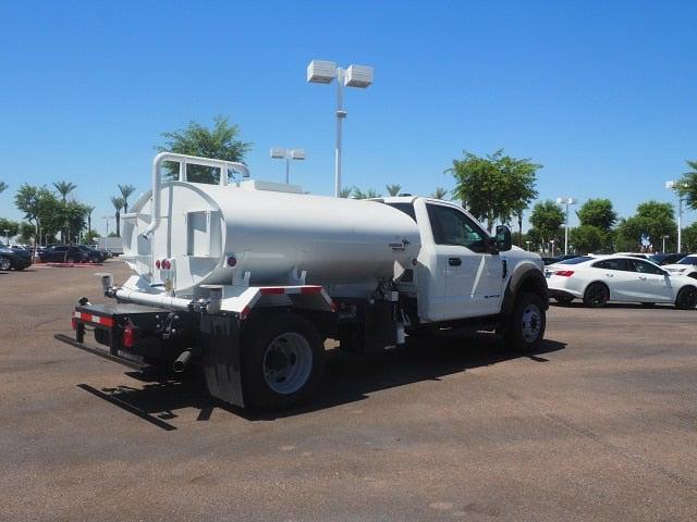 2021 Ford F-600 Regular Cab DRW 4x2, 999 Gallon Maverick Water Tank Upfit -No CDL Tank Endorsement Needed #211583 - photo 1