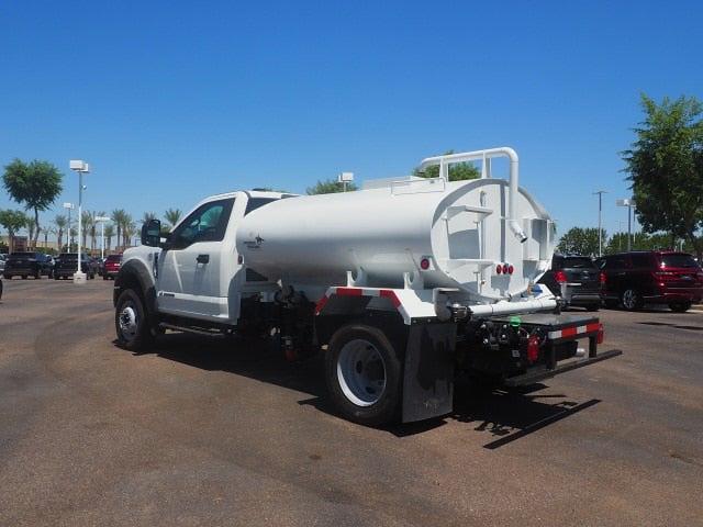 2021 F-600 Regular Cab DRW 4x2, 999 Gallon Maverick Water Tank Upfit -No CDL Tank Endorsement Needed #211583 - photo 6