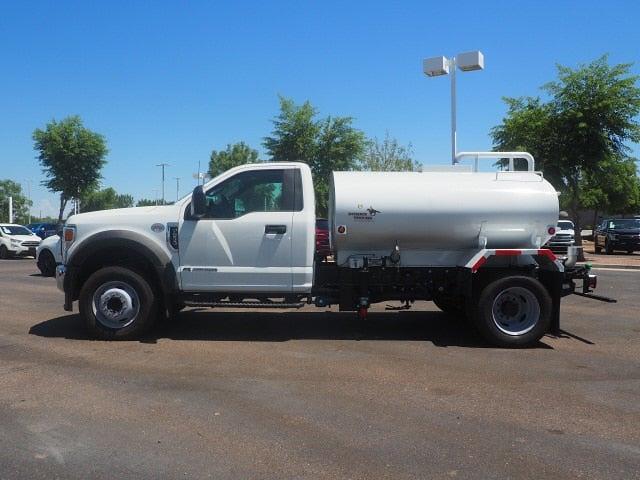 2021 F-600 Regular Cab DRW 4x2, 999 Gallon Maverick Water Tank Upfit -No CDL Tank Endorsement Needed #211583 - photo 7