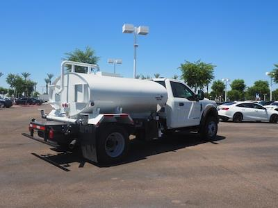 2021 F-600 Regular Cab DRW 4x2, 999 Gallon Maverick Water Tank Upfit -No CDL Tank Endorsement Needed #211583 - photo 2