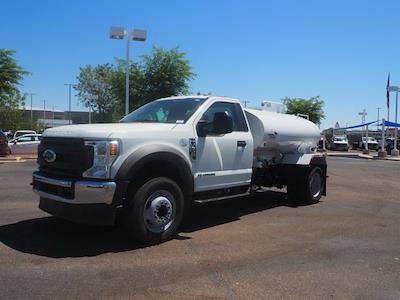 2021 F-600 Regular Cab DRW 4x2, 999 Gallon Maverick Water Tank Upfit -No CDL Tank Endorsement Needed #211583 - photo 8