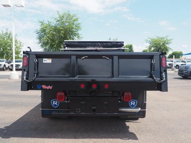2021 F-350 Regular Cab DRW 4x2, 12' Rugby Dump Body #211935 - photo 5