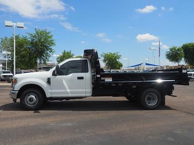 2021 F-350 Regular Cab DRW 4x2, 12' Rugby Dump Body #211935 - photo 7