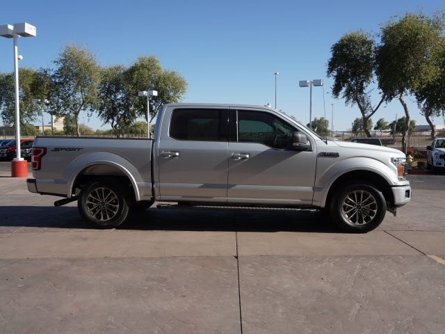 2018 F-150 SuperCrew Cab 4x2,  Pickup #C180490 - photo 2