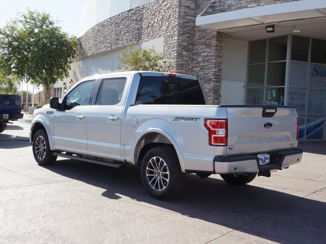 2018 F-150 SuperCrew Cab 4x2,  Pickup #C180490 - photo 5