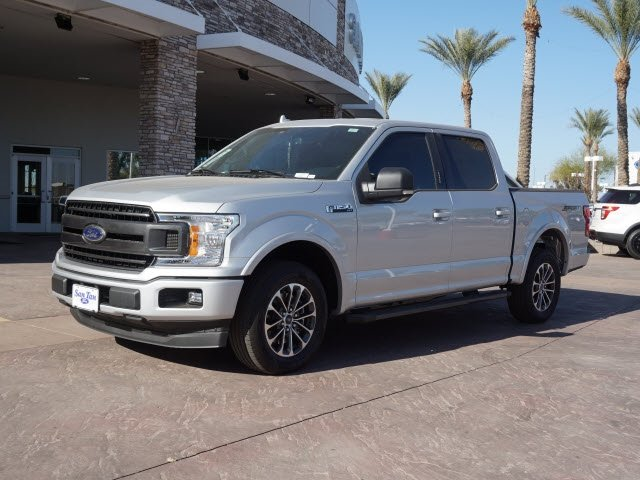 2018 F-150 SuperCrew Cab 4x2,  Pickup #C180490 - photo 6