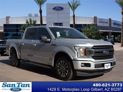 2018 F-150 SuperCrew Cab 4x2,  Pickup #C180490 - photo 1